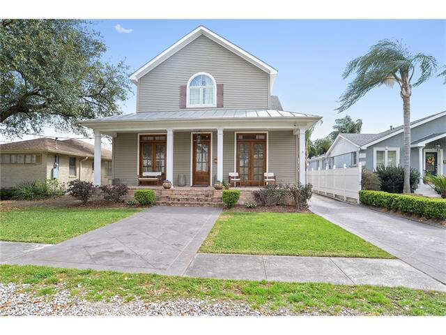 Real Estate for Sale, ListingId:43918845, location: 1351 CHOCTAW Avenue Metairie 70005