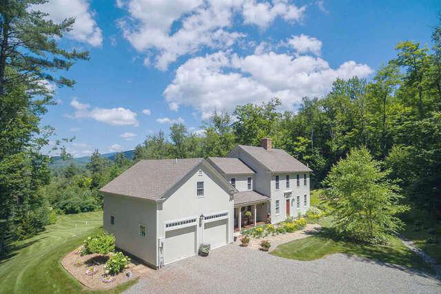 Single Family for Sale at 50 Markham Lane Weston, Vermont 05161 United States