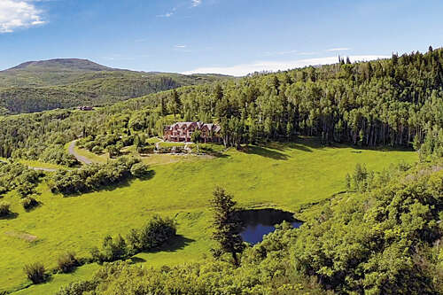 Single Family for Sale at 27795 County Road 14 Steamboat Springs, Colorado 80487 United States