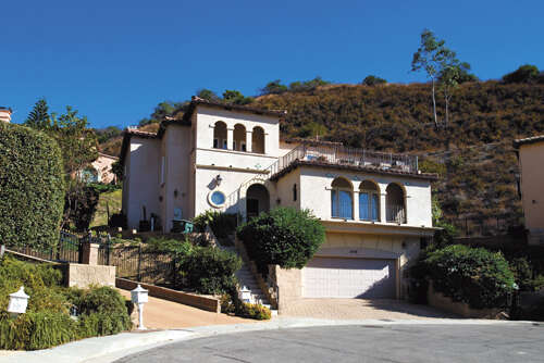 Single Family for Sale at 2168 Haven Drive Glendale, California 91208 United States