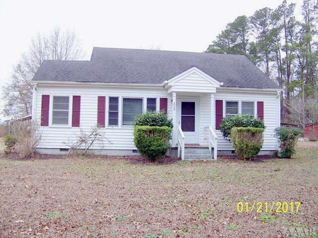 Real Estate for Sale, ListingId:42976949, location: 229 Tip Toe Road Edenton 27932