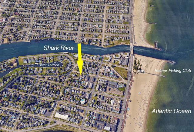 Single Family for Sale at 211 2nd Avenue Belmar, New Jersey 07719 United States