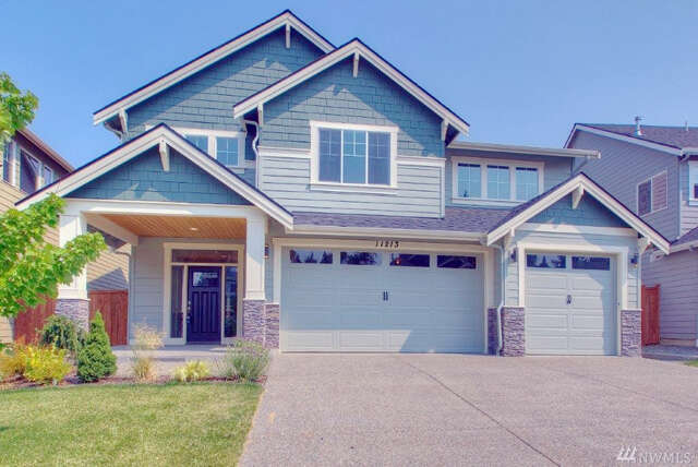 Single Family for Sale at 11213 172nd St Ct E Puyallup, Washington 98374 United States