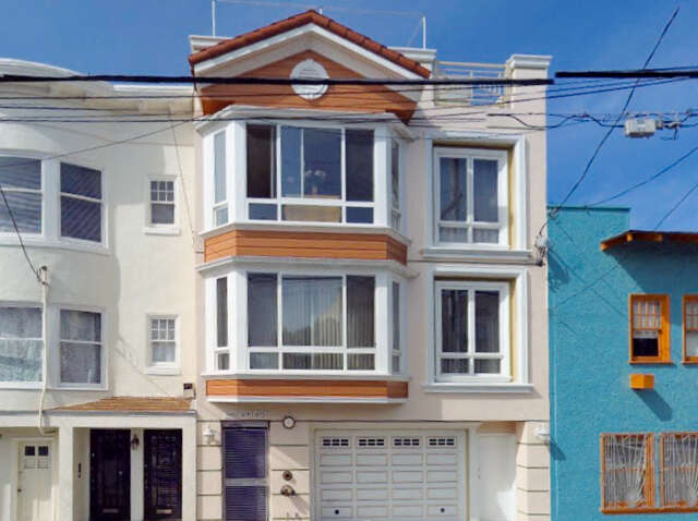 Single Family for Sale at 441 19th Avenue San Francisco, California 94121 United States