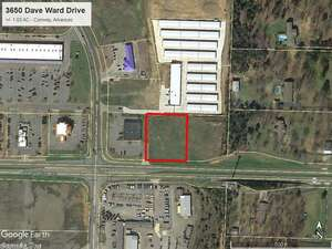 Commercial Property for Sale, ListingId:47887162, location: 3650 Dave Ward Drive Conway 72034
