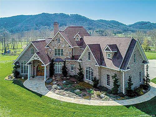 Single Family for Sale at 1126 Cane Creek Road Fletcher, North Carolina 28732 United States
