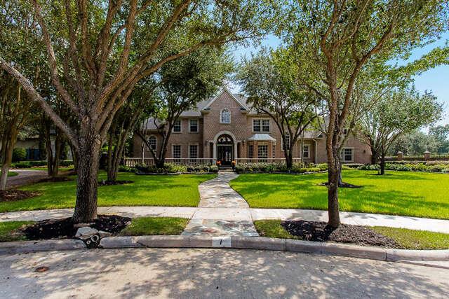 Single Family for Sale at 7 Farrell Ridge Drive Sugar Land, Texas 77479 United States