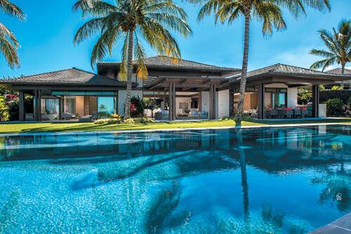 Single Family for Sale at 72-435 Kaupulehu Dr Kailua-Kona, Hawaii 96740 United States