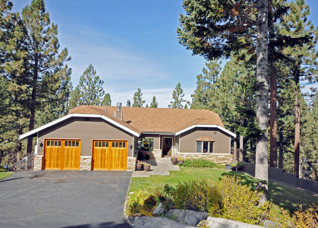 Single Family for Sale at 1086 Deercliff Drive Zephyr Cove, Nevada 89448 United States