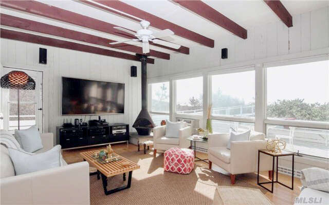Single Family for Sale at 547 Dune Rd Westhampton, New York 11977 United States