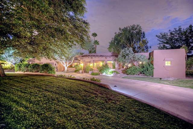 Single Family for Sale at 8404 N 75th Street Scottsdale, Arizona 85258 United States