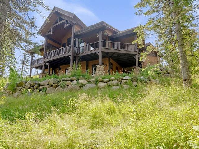 Single Family for Sale at 15 Clearwater Ridge Tamarack, Idaho 83615 United States