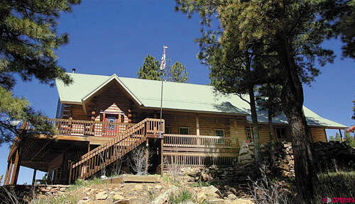 Single Family for Sale at 484 Starling Circle Pagosa Springs, Colorado 81147 United States