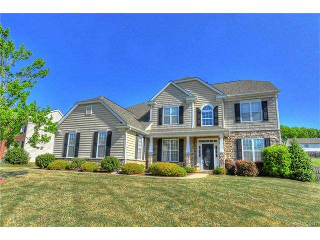 Real Estate for Sale, ListingId:46937059, location: 6402 Crosshall Place Waxhaw 28173
