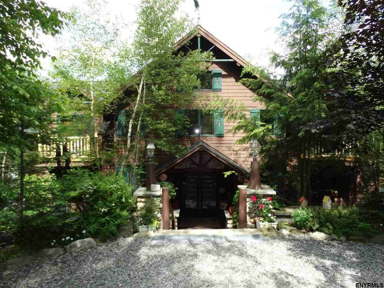 Single Family for Sale at 134 Beech Trail Rd Indian Lake, New York 12842 United States