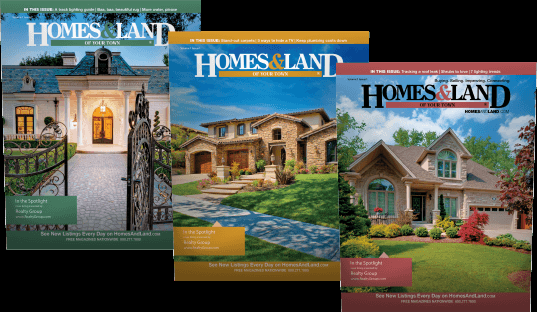 Homes And Land of Montreal Quality Magazine