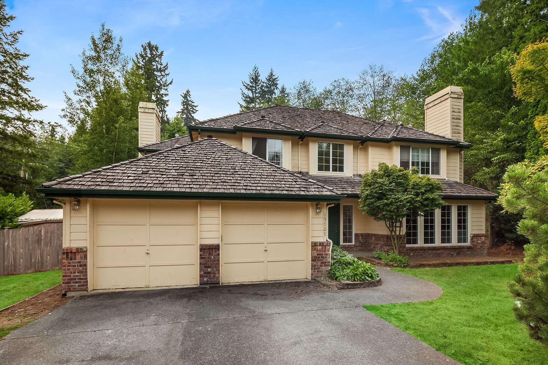 Single Family for Sale at 15707 99th Ave NE Bothell, Washington 98011 United States