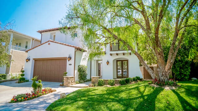 Single Family for Sale at 24612 Garland Drive Valencia, California 91355 United States