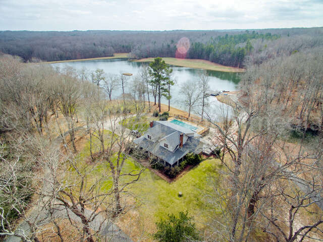 Single Family for Sale at 2291 Shiloh Fort Lamar Danielsville, Georgia 30633 United States