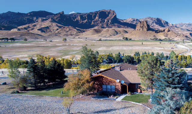 Single Family for Sale at 429 Road 6ns Cody, Wyoming 82414 United States