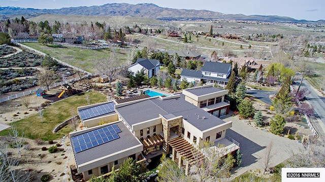 Single Family for Sale at 655 Juniper Hill Road Reno, Nevada 89519 United States
