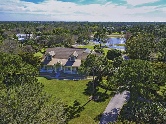 Single Family for Sale at 6400 SW Gator Trail Palm City, Florida 34990 United States