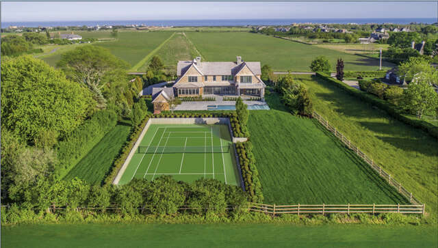 Single Family for Sale at 324 Hedges Lane Sagaponack, New York 11962 United States