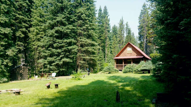 Single Family for Sale at Tbd Old Warm Lake Rd Cascade, Idaho 83611 United States