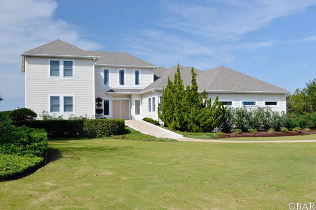 Single Family for Sale at 343 Sea Oats Trail Southern Shores, North Carolina 27949 United States