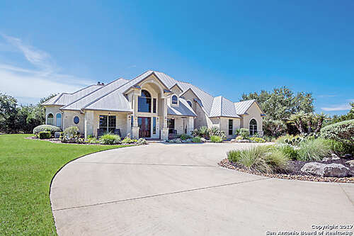 Single Family for Sale at 356 Park Ridge Boerne, Texas 78006 United States