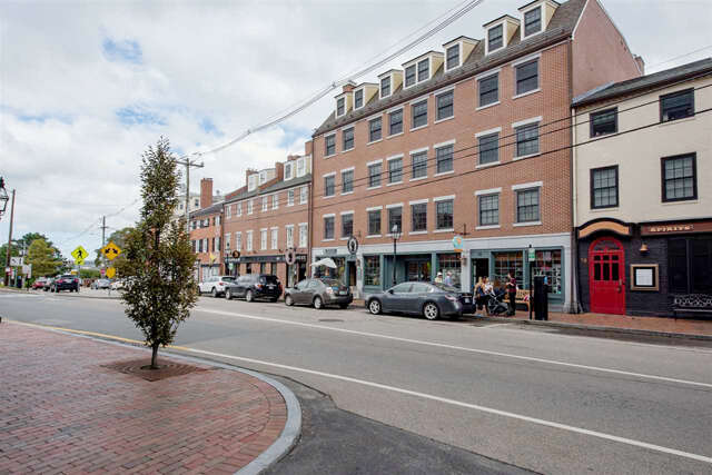 Condominium for Sale at 66 State Street Portsmouth, New Hampshire 03801 United States
