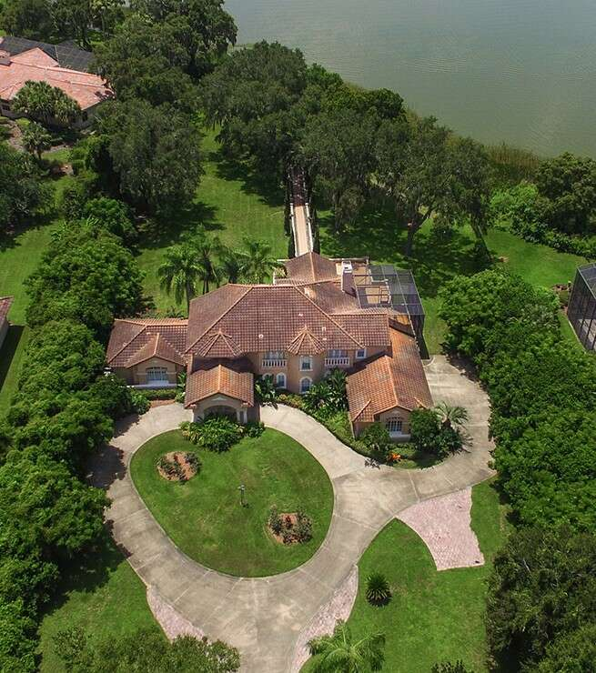 Single Family for Sale at 3520 Lakeshore Dr Mount Dora, Florida 32757 United States