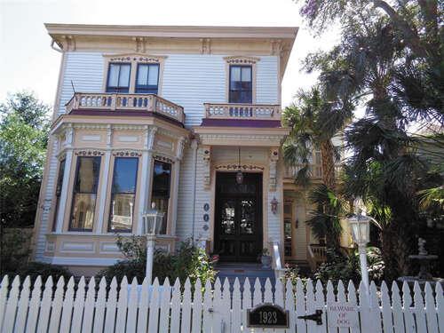 Single Family for Sale at 1923 Avenue M Galveston, Texas 77550 United States