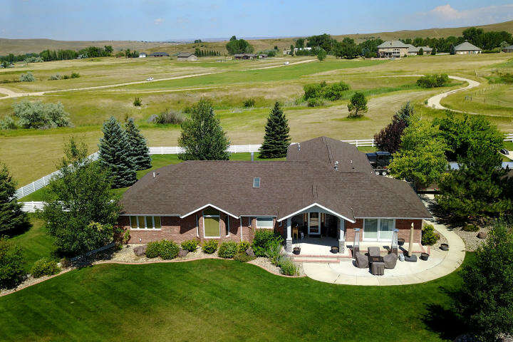 Single Family for Sale at 5 S. Sharptailed Sheridan, Wyoming 82801 United States