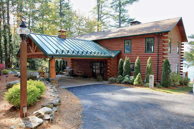 Single Family for Sale at 106 Old Keewaydin Point Road Wolfeboro, New Hampshire 03894 United States