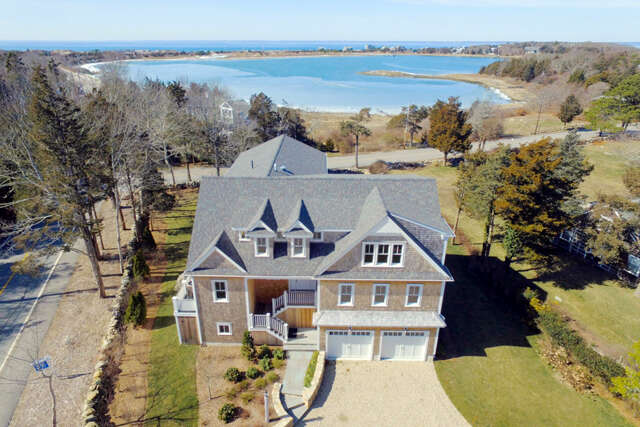 Single Family for Sale at 146 Old Dock Road West Falmouth, Massachusetts 02574 United States