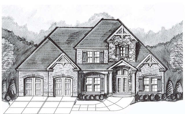 Single Family for Sale at 454 Canyon Springs Dr Hixson, Tennessee 37343 United States