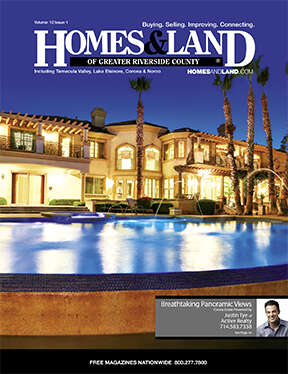 HOMES & LAND Magazine Cover. Vol. 12, Issue 01, Page 34.