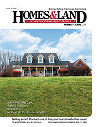 HOMES & LAND Magazine Cover. Vol. 36, Issue 03, Page 11.
