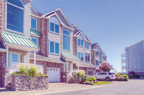 Condominium for Sale at 902 Ocean Drive #2 Lower Township, New Jersey 08204 United States