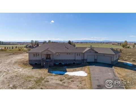 Single Family for Sale at 39915 Ridge Park Dr Severance, Colorado 80610 United States