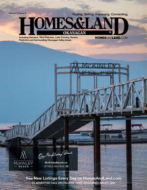 Homes & Land of the Okanagan