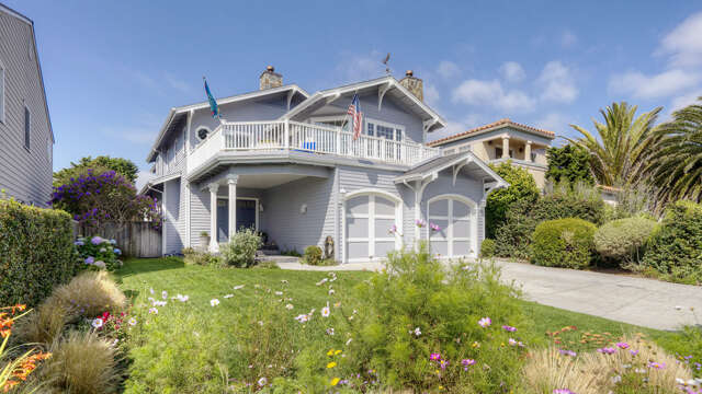 Single Family for Sale at 169 Correas St Half Moon Bay, California 94019 United States