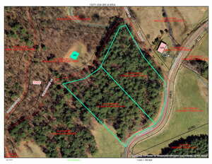 Land for Sale, ListingId:43529470, location: Tbd Will Vannoy Road West Jefferson 28694