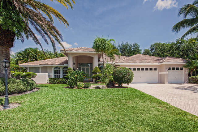 Single Family for Sale at 9705 NW 63 Place Parkland, Florida 33076 United States
