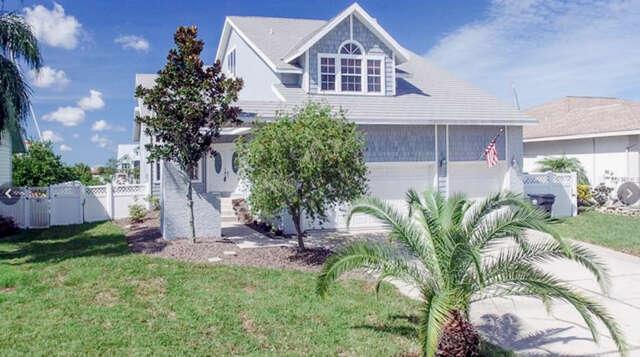 Single Family for Sale at 1114 Kingfish Pl Apollo Beach, Florida 33572 United States