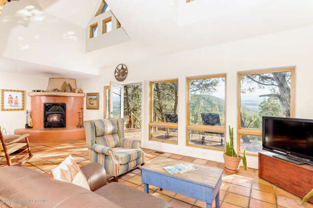 Single Family for Sale at 0155 Maroon Mesa Road Carbondale, Colorado 81623 United States