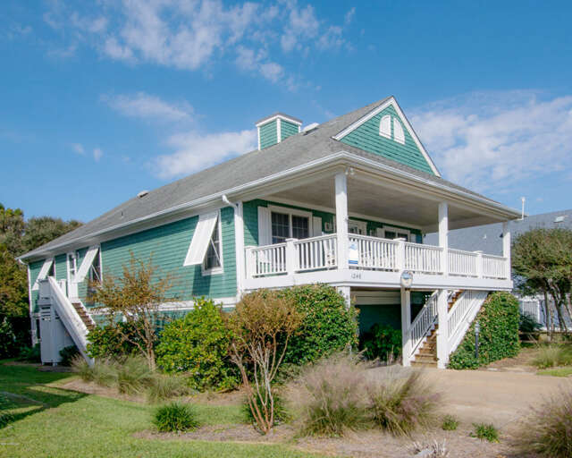Single Family for Sale at 1246 Fort Fisher Boulevard S Kure Beach, North Carolina 28449 United States