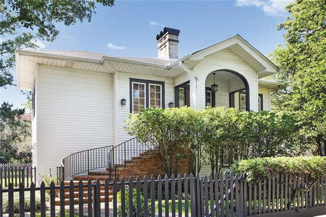 Single Family for Sale at 2032 Audubon Street New Orleans, Louisiana 70118 United States