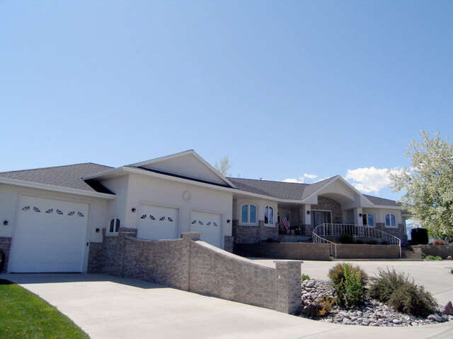 Single Family for Sale at 43 Canyon View Drive Sheridan, Wyoming 82801 United States